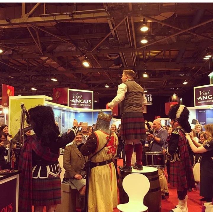 The Visit ScotlandExpo