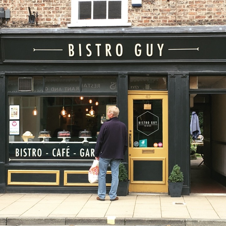 The Bistro Guy: Review