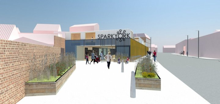 Pop Brixton – Why York will loveSpark:York