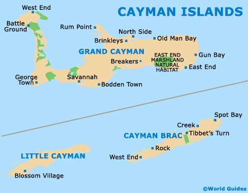 The Cayman Islands: Inside Scoop