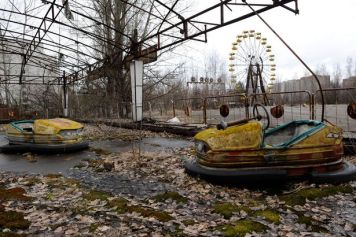 Ghost-towns-left-by-the-1986-Chernobyl-disaster