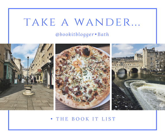 Take a wander in Bath…